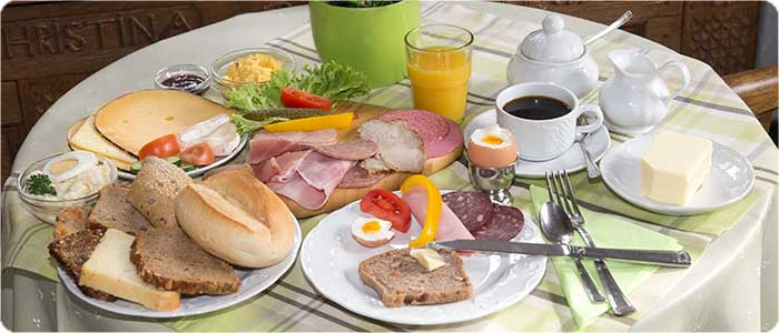 Bilder Frühstück